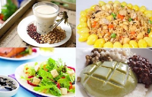 เมนูอาหารเจเพื่อสุขภาพ แบบไม่เน้นแป้งและน้ำตาล